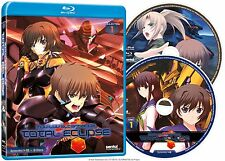 Muv-Luv Alternative . Total Eclipse . Collection 1 . Anime . 2 Blu-ray . NEU OVP