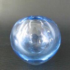 Holmegaard Vase Rondo 15731 Kugelvase Glas 50s danish Design Entwurf Per Lütken