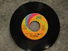 "45 RPM 7"" Record Neil Diamond He Aint Heavy Hes My Brother & Free Life UNI 55264"