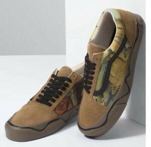 Men's Vans MoMA Old Skool Twist Salvador Dali Skate Shoes Men's 7/ Women's 8 New