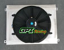 """ALUMINUM RADIATOR SHROUD & 16"""" FAN FOR BMW E36 M3 / Z3 /325TD /320 323 328"""