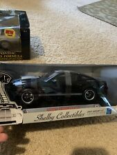 shelby collectibles 1 18: 2007 Shelby GT Black:new In Box
