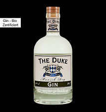 DUKE Gin The Duke Munich Dry Gin handcrafted Bio Zertifiziert - Deutschland