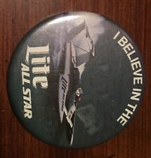 I Believe In The Lite All Star Vintage Button