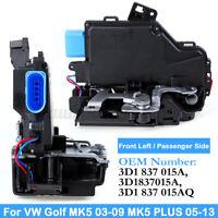 Front Left Passenger Door Lock Actuator Mechanism For VW GOLF MK5 Jetta
