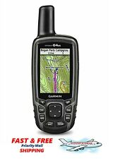 Garmin 64st, TOPO US 100K Maps, High-Sensitivity Handheld GPS, GLONASS Receiver
