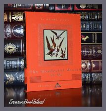 Wonderful Wizard of Oz by L.F Baum Illustrated New Ribbon Deluxe Hardcover Gift