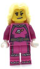 Lego Galaxy Space Planet Girl Minifigure Collectible Figure