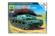ZVEZDA 6155 1/100 German Assault Gun StuG.III Ausf.B