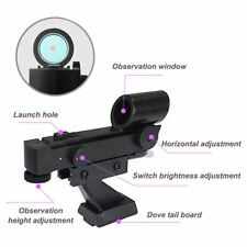 Red Dot Finderscope for Celestron 80EQ 80DX 90DX SE SLT Astronomical Telescopes
