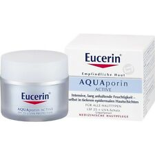 EUCERIN AQUAporin Activo Crema LSF 25 50 ml PZN10961404