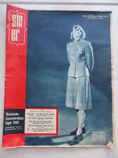 Zeitschrift-Schweiz-Sie und Er-Ausgabe Nr.34 v.1948-Verlag Ringier-Zofingen