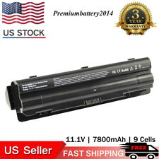 11.1V Battery for Dell L502X L701X L702X Laptop for Dell XPS 14 15 17 Series PR