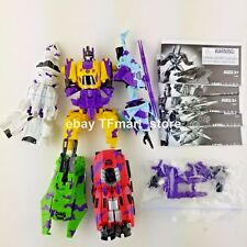 Transformers Generations Fall of Cybertron FOC G2 Bruticus Combiner Set Amazon