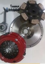 AUDI TT 1.8T TURBO QUATTRO 225 FLYWHEEL, 6 PADDLE H'DUTY CLUTCH, CSC