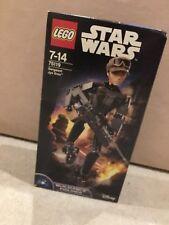Lego # 75119. Star Wars-sargento Jyn Europeo Para Armar Figura Nueva En Caja 2016