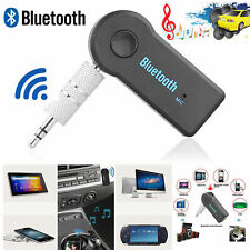 Bluetooth Audio Receiver KFZ Adapter AUX Kabel Auto 3.5mm klinke usb empfänger