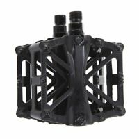 "Bicycle BMX Mountain Bike Pedal 9/16"" Thread Parts Super Strong Ultra-Light Plat"