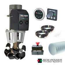 Marine Bow Thruster SE 80/185 T Side Power With Installation Kit
