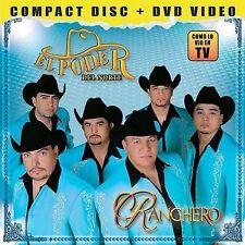 El Poder del Norte : Ranchero CD