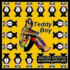 Beatles John Lennon Teddy Boy Tribute cd by Strawberry Walrus + Guitar Pick