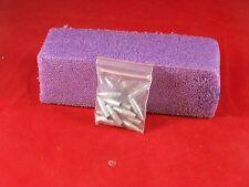 1 Doz Aluminum Nock Outserts For # 1880 Carbon Shafts