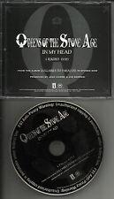 QUEENS OF THE STONE AGE In My Head w/ RARE RADIO VERSION USA PROMO DJ CD single