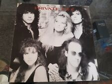 Private Life - shadows -Warner-925 803 1-UK-Ex/Ex 1988 hair metal