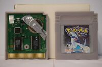 Pokemon Silver version game boy color gb nintendo New battery 2000 USA PAL Role