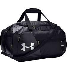 Under Armour Unisex Undeniable 4.0 Small Gym Sports Duffel Holdall Bag - Black