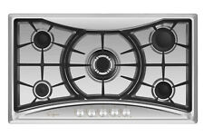 "Empava 36"" Gas Cooktop 5 Burners NG LPG 12000-BTU Stove Stainless Steel #GC202"