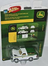 John Deere - 1980 FORD BRONCO - white / green - 1:64 Johnny Lightning