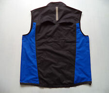 Mens GOLD'S GYM fitness Vest Sz L / XL running cycling cycle gym athletic NWOT