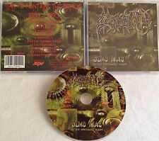 Obscenity - Demo-niac CD ORG 1998 MORBID/SPV krabathor pungent stench