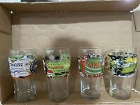 Full Set Of 4 Southern Tier Brewing Co Pint Beer Glasses New York All Seasons