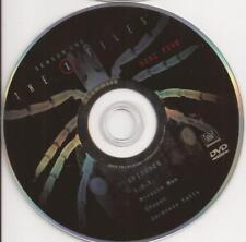 The X-Files (DVD) Replacement Disc Season 1 Disc 5 U.S. Issue Disc Only!