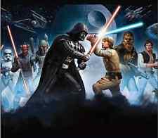 8x8FT Star Wars Force Awakens Planet Dark Space Photo Background Backdrop Vinyl