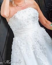 Justin Alexander Lace Beading Wedding Dresses