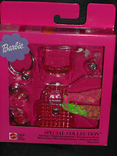 1999 SPECIAL COLLECTION BARBIE GLAMOUR ACCESSORY SET #26200!!