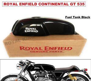 "ROYAL ENFIELD CONTINENTAL GT 535 ""BLACK PETROL TANK"""