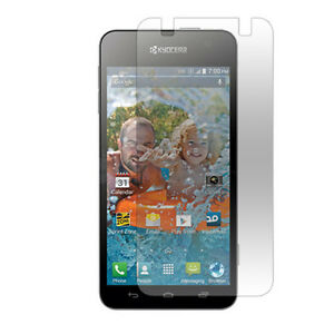 For Kyocera Hydro Life C6530 LCD Screen Protector Guard with Cleaning Cloth