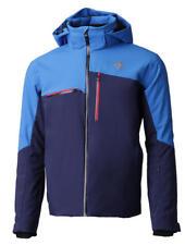 Descente Xander Ski Jacket - Men's - Dark Night/Airway Blue (6460) - Medium