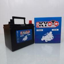 Batterie Kyoto motoculture tracteur tondeuse auto portée U1-R / 12V 23 ahAh Neu