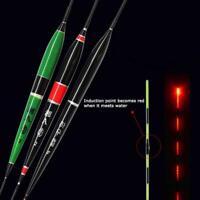 1pc LED-Licht Angeln Wasser Nacht leuchtende Fischen schwimmt automatisch Erinne