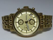 Fossil Chronograph ES2197 Wrist Watch for Women