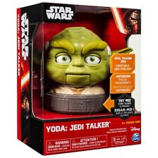 Disney Star Wars Talking Yoda Jedi Talker - Motorised Facial Movements