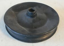 1988-2010 Chevrolet, GM, GMC USED power steering pump pulley 12573728-ADS
