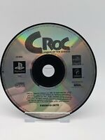 CROC LEGEND OF THE GOBBOS - SONY PLAYSTATION PSONE PS1 GAME - DISC ONLY Free P&P