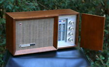 New ListingPanasonic Rf-7487 Am & Fm Table Radio An Excellent Working Example Worth A Look