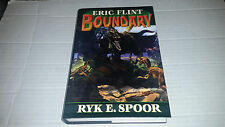 Boundary by Eric Flint & Ryk E. Spoor (2006, Hardcover) SIGNED 1st/1st